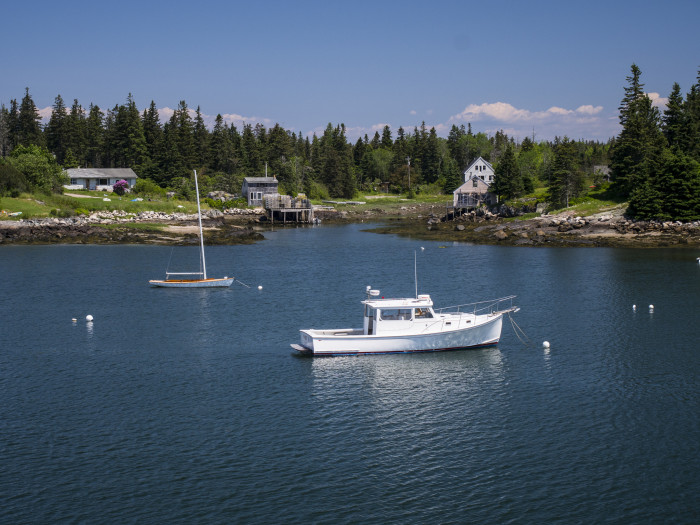 4. Vinalhaven, Fox Islands, Knox County