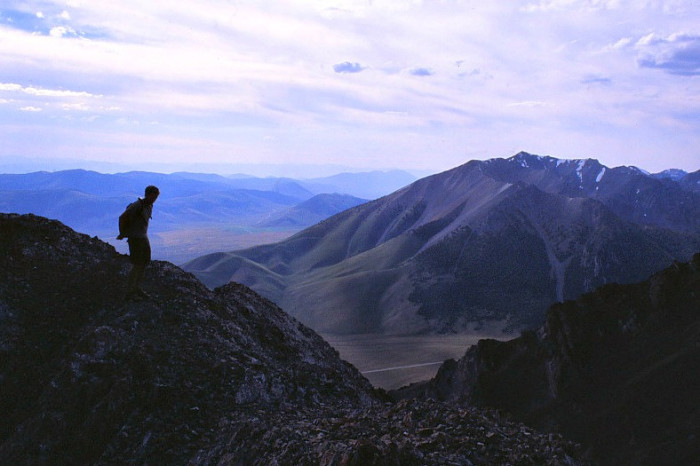 9. Borah Peak