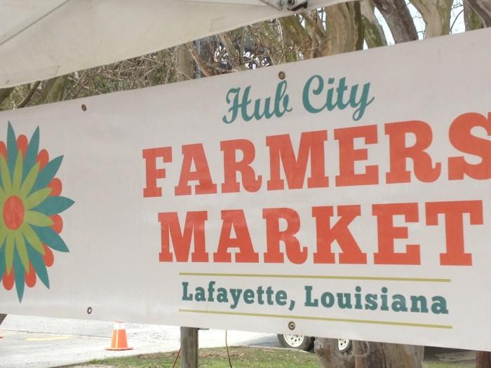 3. Hub City Farmers Market