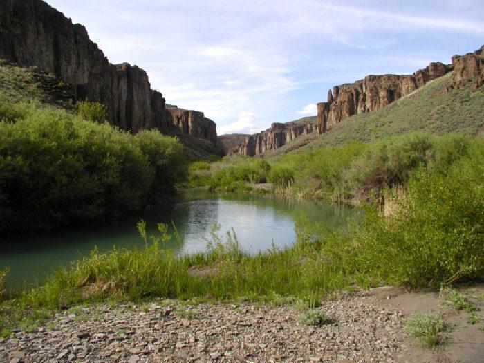 12. The Owyhee Canyonlands