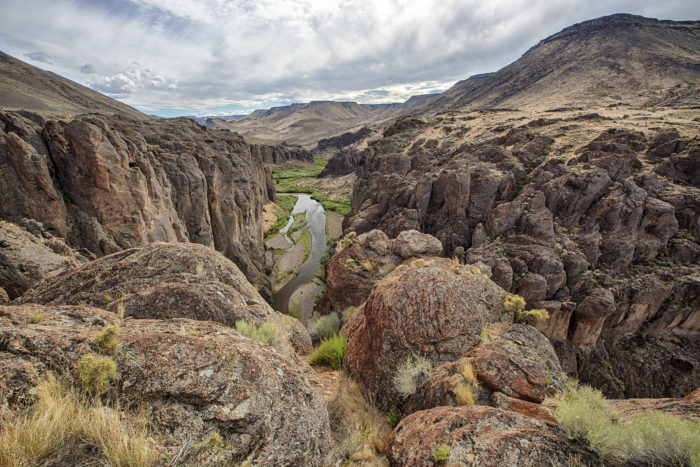 5. From the temperate rainforests in the northwest to the vast deserts of the east, Oregon is full of dramatic, varying landscapes.