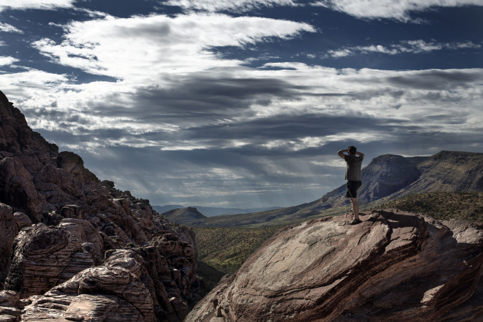 14. The Silver State is home to the best hiking spots in the U.S.