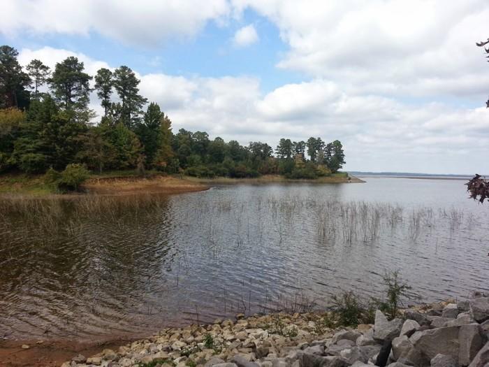 3. Arkabutla Lake, Hernando