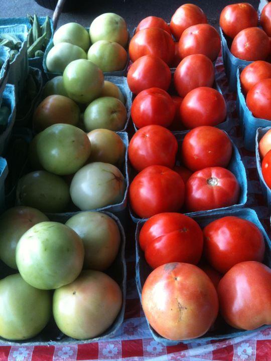 4. Biloxi Farmers Market