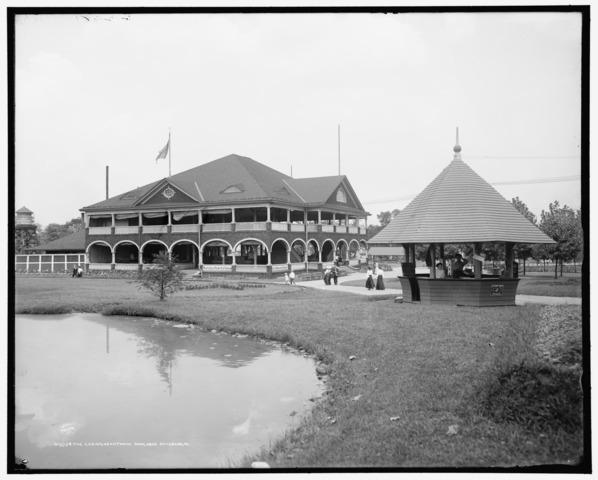 The Casino at Kennywood Park, circa 1906.