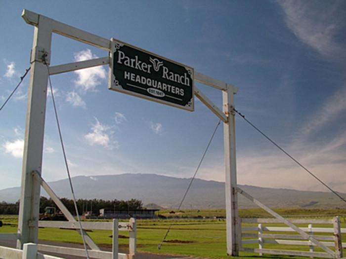 15. Parker Ranch