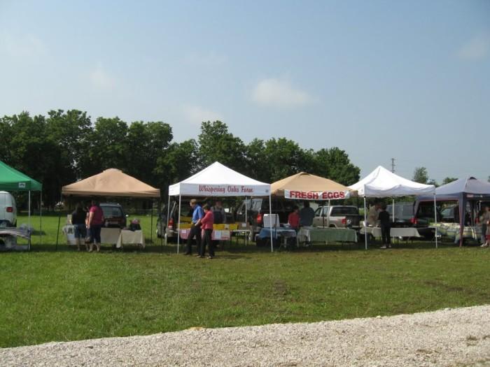 15.Greater Polk County Farmers Market, Bolivar