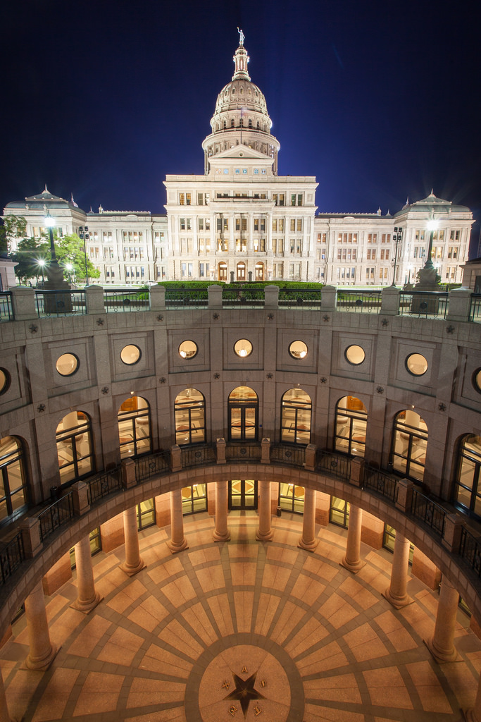 8. Are you still wondering why everyone loves Austin? A view of the capitol.