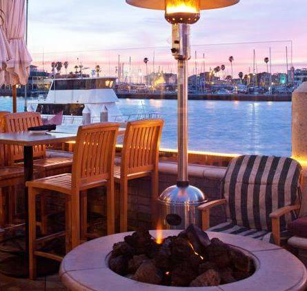 10. The Boathouse on the Bay in Long Beach offers magnificent dining, tasty cocktails and an epic view of Alamitos Bay.