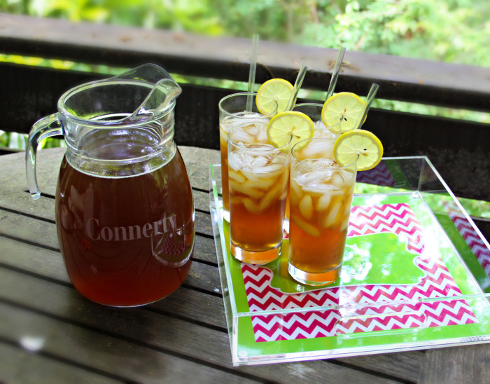 9. Sit out on the porch and sip some (very) sweet tea (or beer - your call). We're all about simplicity here in Texas.