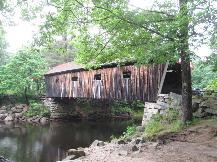 5. Lovejoy Bridge, Andover