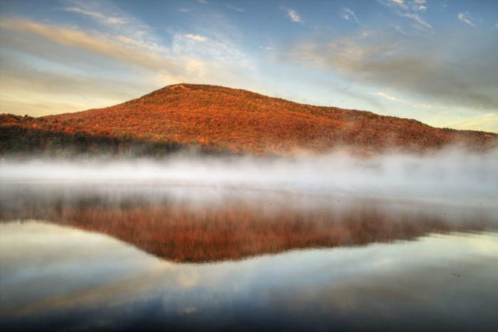 2.  Lake Elmore