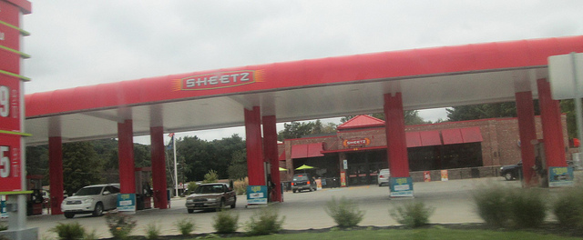12. What would life be without Sheetz runs?