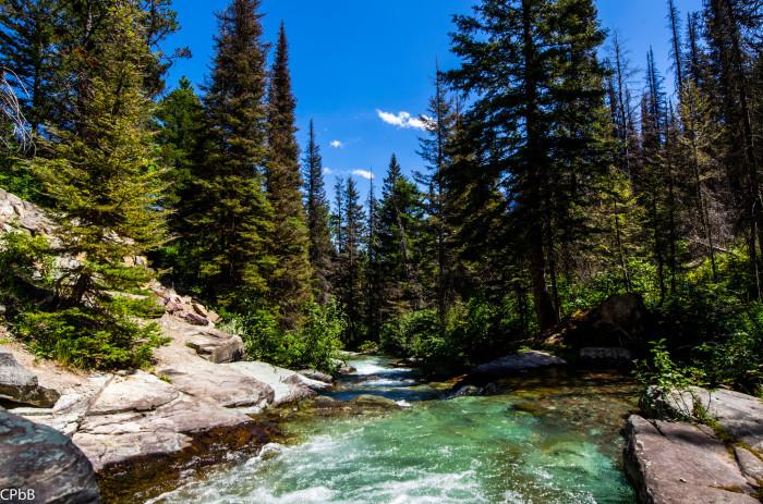 8. Glacier National Park, Montana