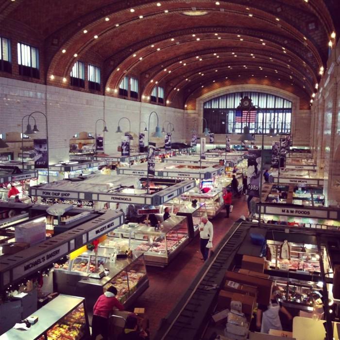 1. West Side Market (Cleveland)