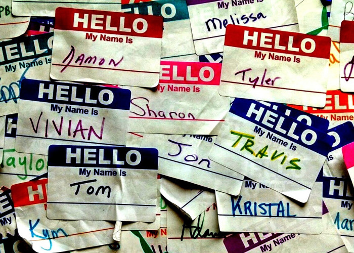 1. It is possible to know the names of everyone in school.