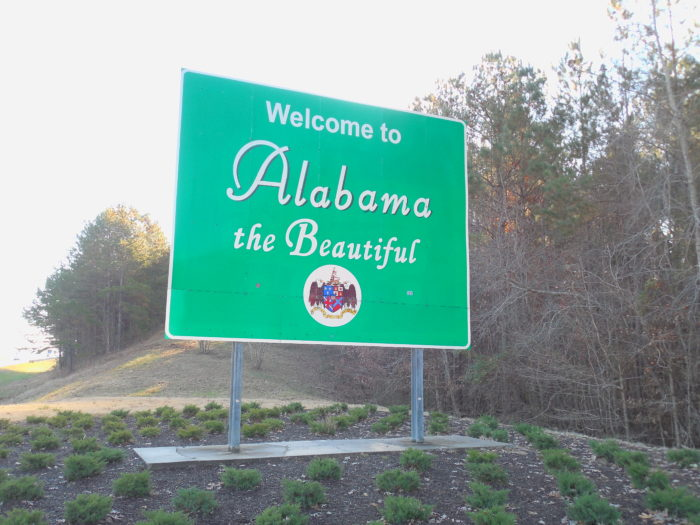 13. Alabama truly is a beautiful state to visit.