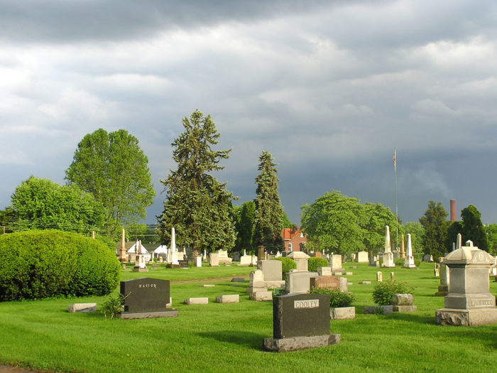 6. Cemeteries