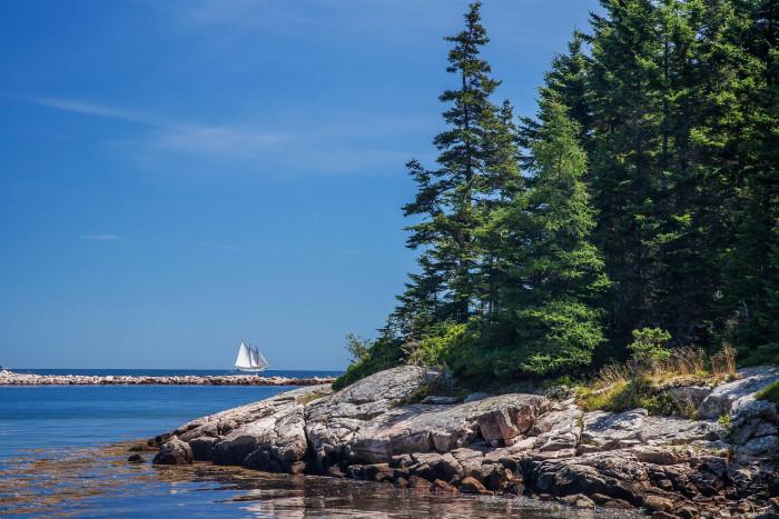 11. Acadia National Park, Maine