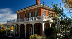 8 Truly Terrifying Ghost Stories That Prove Virginia City Is The Most Haunted City In Nevada
