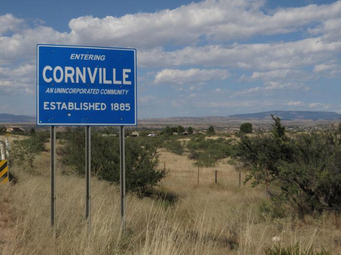 3. Cornville