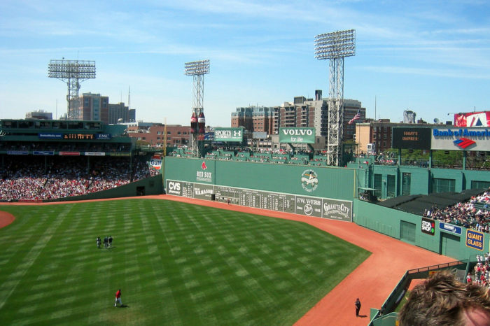 3. There are 211,004 dents in the Green Monster caused by baseball impacts.