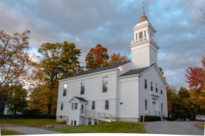 1. First Parish Congregational Church, Pownal