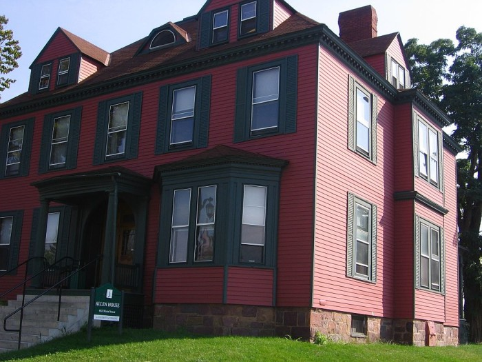 The Allen House - 461 Main Street, Burlington