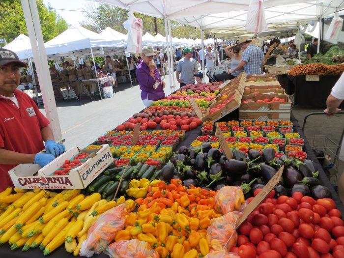 3. Brentwood Farmers Market