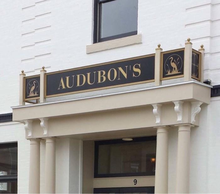 16.  Highest rated restaurant in Ste. Genevieve:  Audubon's of Ste. Genevieve