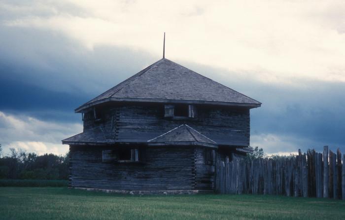 5. Fort Abercrombie - Abercrombie