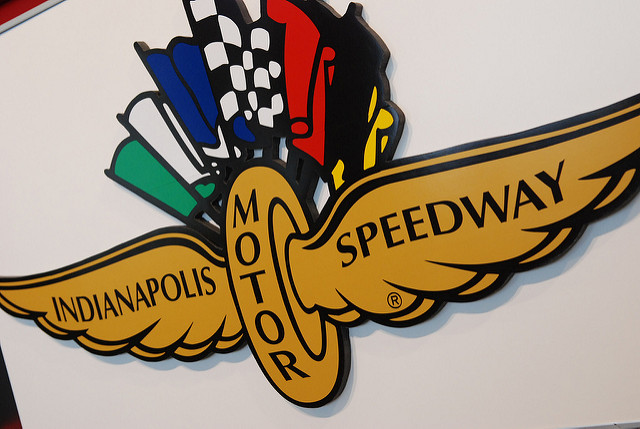9. Swing by the Indianapolis Speedway...