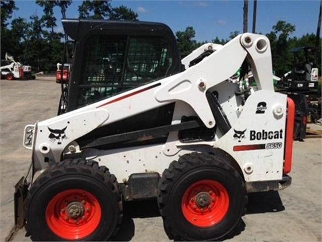 6. Bobcat equipment and machinery.