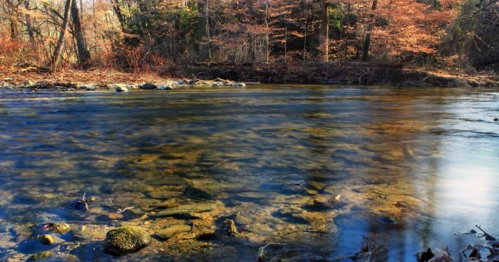 7. Little Bushkill Creek