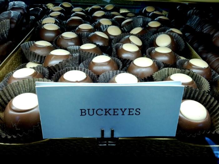7. The buckeyes