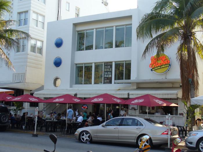 5. Miami Beach - Scarface