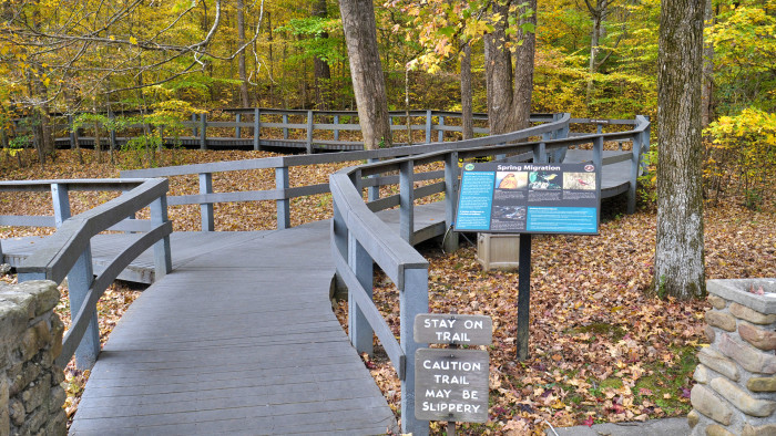 4. Russell Cave Trail - 2 Miles