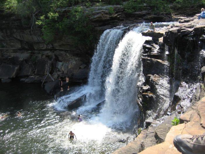 9. DeSoto Falls