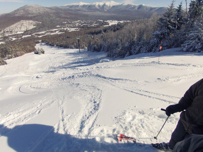 12. Because I learned to ski on these slopes.