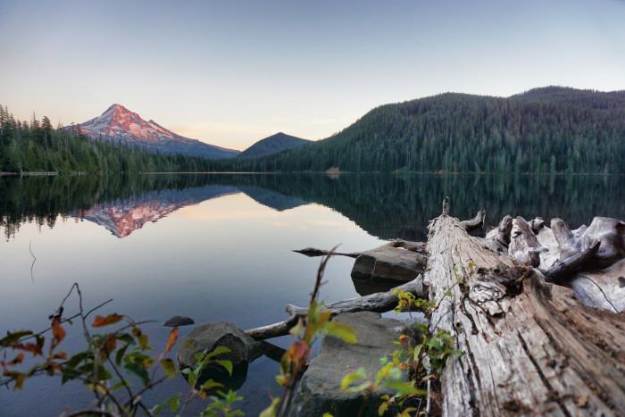 13. Lost Lake