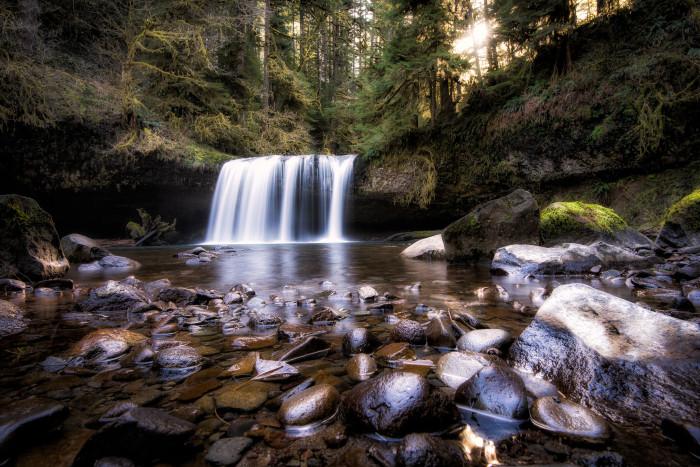 11. Butte Creek Falls, Oregon
