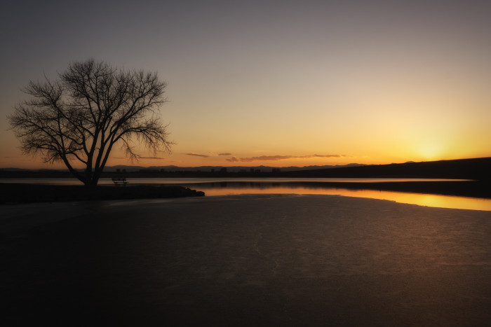 3. Cherry Creek State Park