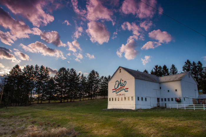 3. Ohio Bicentennial Barns