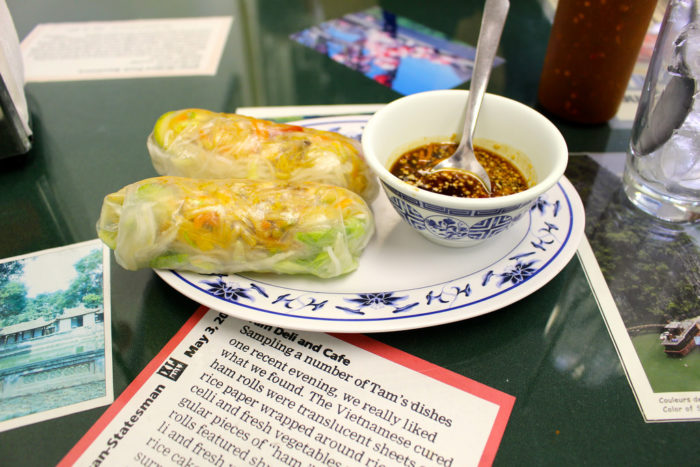 4. Tam Deli is the place to go for Vietnamese cuisine and sandwiches that come in all shapes and forms!