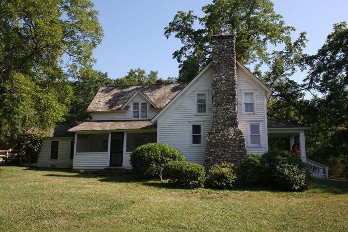17.  Laura Ingalls Wilder House, Mansfield