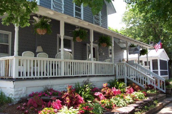 12. At Melissa's Bed and Breakfast, Rehoboth Beach