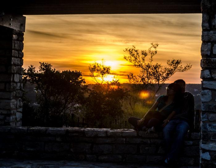 2. Austin sunsets.