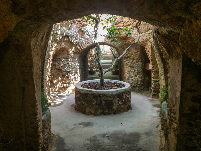 6. Forestiere Underground Gardens, California