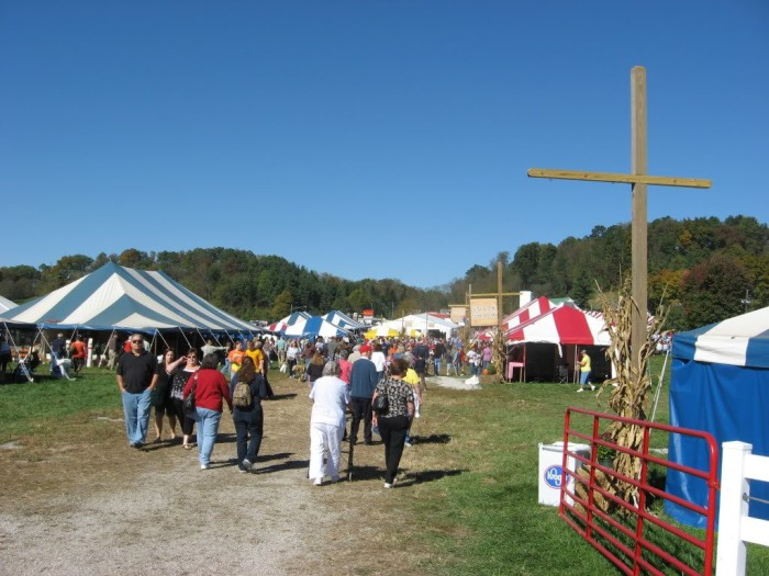 9. Bob Evans Farm Festival (Rio Grande)