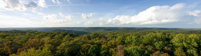 6. Rocky Ridge Bike and Hike - O'Bannon Woods State Park, 2 miles